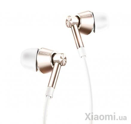 Наушники Xiaomi 1MORE In-Ear Voice of China White