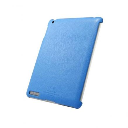 Чехол для iPad 3/iPad 4 SGP Griff Leather Blue