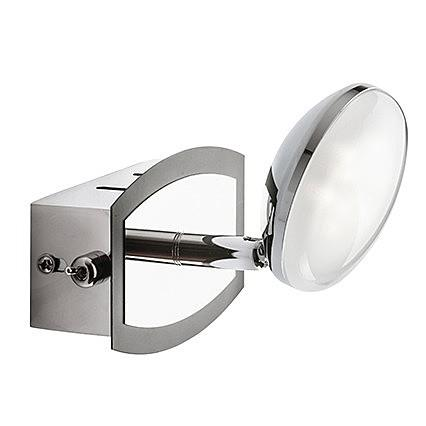 Светильник спот ID lamp Buffalo 340/1A-Blackchrome