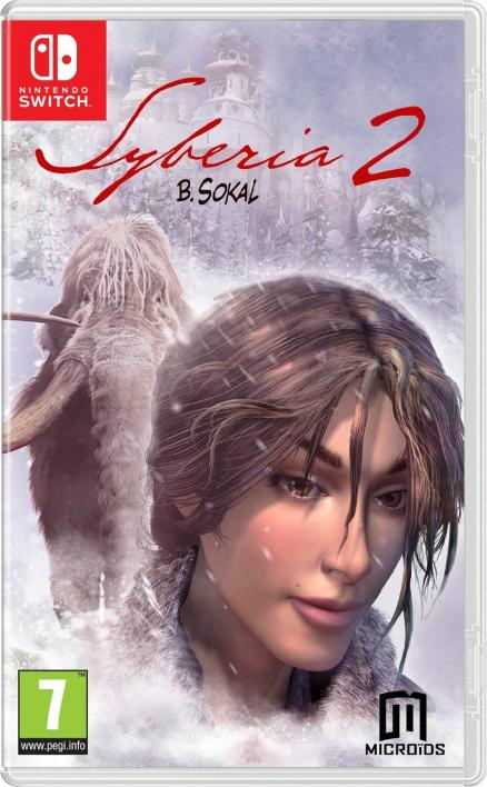 Сибирь 2 (Nintendo Switch)