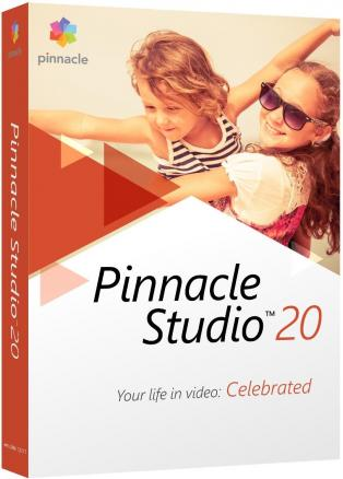 Pinnacle Studio 20 Standard ML (PNST20STMLEU)