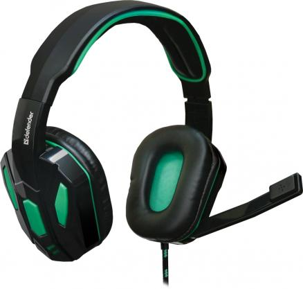 Defender Warhead G-275 Green/Black