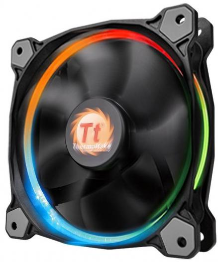 Thermaltake Riing 14 RGB 256 Colors LED 140мм (CL-F043-PL14SW-A)