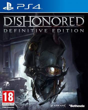 Bethesda Игра Dishonored. Definitive Edition