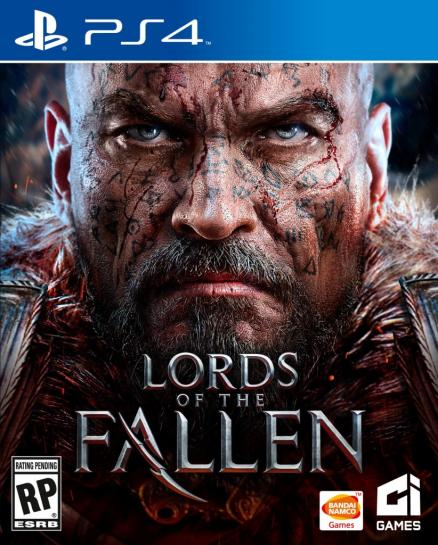 Namco Bandai Игра Lords of the Fallen