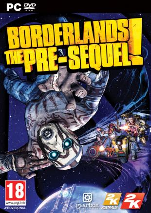 2K Games Игра Borderlands: The Pre-Sequel