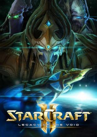 Blizzard Игра Starcraft II: Legacy Of The Void