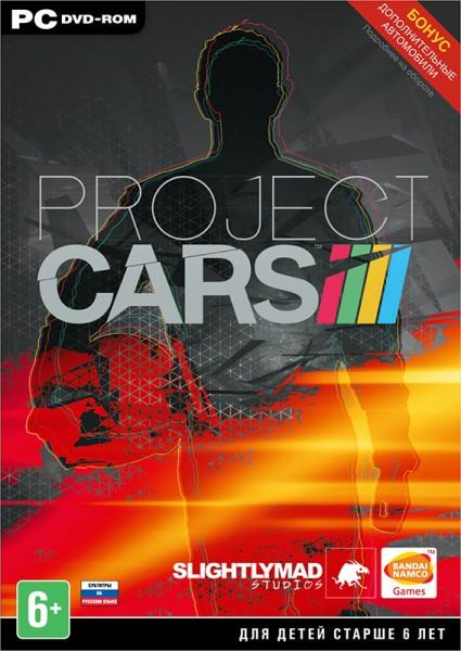 Namco Bandai Игра Project Cars. Day One Edition