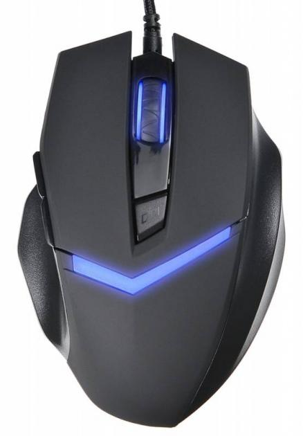 Oklick 825G PHANTOM Black/Blue
