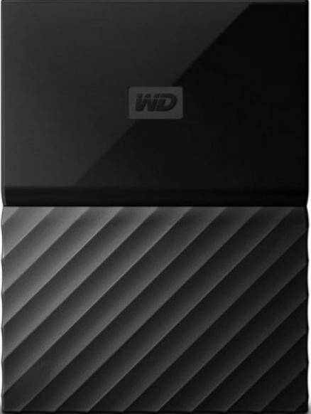 Western Digital My Passport 2 TB (WDBLHR0020B) черный