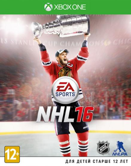 Electronic Arts* NHL 16 (Xbox One)