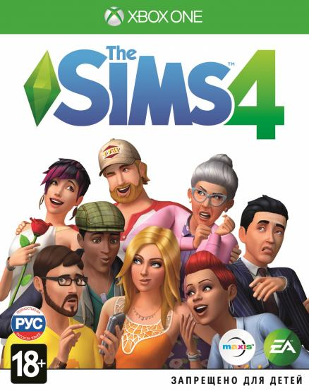 Electronic Arts* Sims 4 (Xbox One)