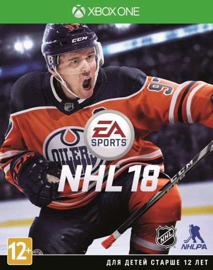 Electronic Arts* NHL 18 (Xbox One)