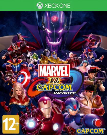 Marvel vs. Capcom: Infinite (Xbox One)