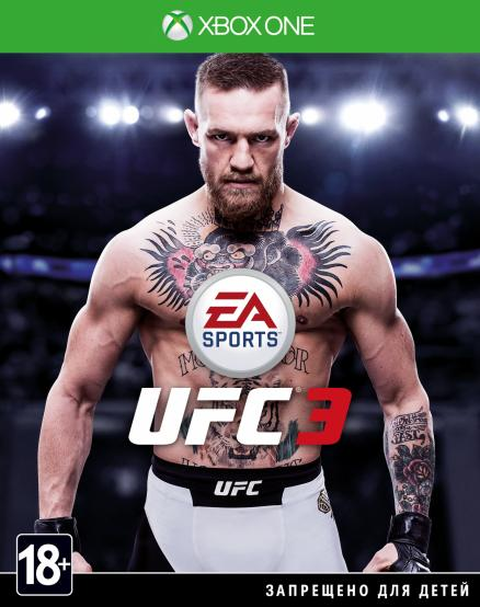 Electronic Arts* UFC 3 (Xbox One)