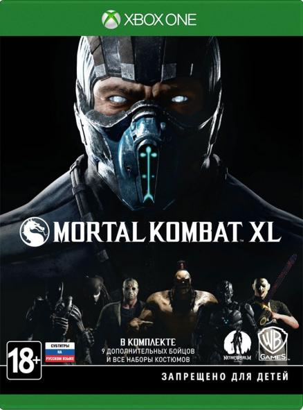 WB Interactive Mortal Kombat XL, Xbox One