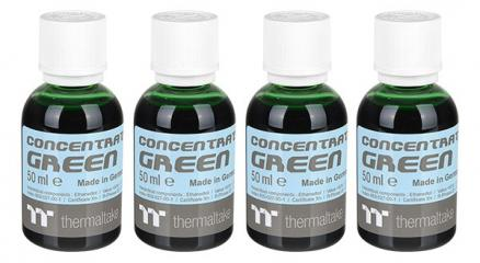 Thermaltake Premium Concentrate Green 4x50ml