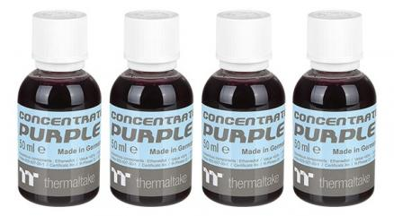 Thermaltake Premium Concentrate Purple 4x50ml