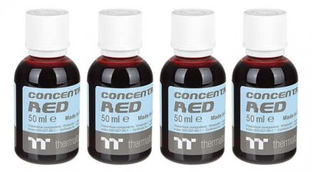 Thermaltake Premium Concentrate Red 4x50ml