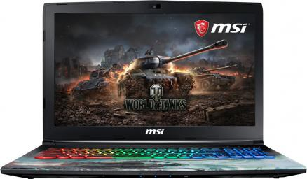 MSI GP62 8RD-052XRU WOT Edition