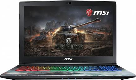 MSI GP62 8RC-053RU WOT Edition