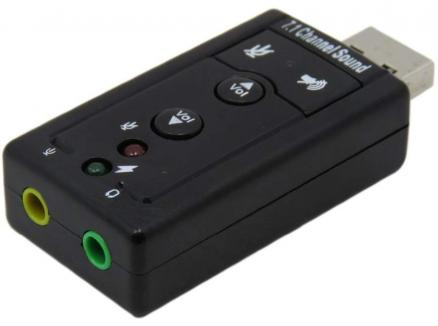 noname C-media USB TRUA71