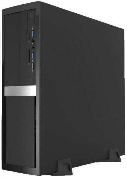 КЕЙ KEY BIZ Pro B-100-4G500 (Intel Celeron G3900 2.8ГГц, Intel HD Graphics, 4096Мб, 500 Гб, no ODD, DOS)