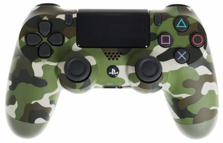 Sony Dualshock 4 Wireless Camouflage